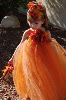Little Fire Fairy - costume idea https://www.etsy.com/listing/53193966/pumpkin-princess-tutu-costume-kit-and
