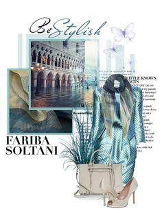"""Fariba Soltani"" by zeljanadusanic ❤ liked on Polyvore featuring Rebecca Minkoff, Kate Spade and faribasoltani"