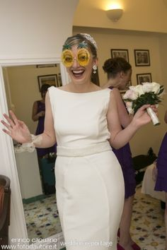 Ravello Amalfi Coast Photo Gallery Photographer Enrico Capuano funny wedding photos - wedding planner Mario Capuano