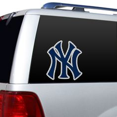 Los Angeles Angels of Anaheim Die-Cut Window Film - Large Yankees Team, New York Yankees, Window Clings, Window Decals, Customize Your Car, Sports Merchandise, Looking Out The Window, Miami Marlins, Ml B