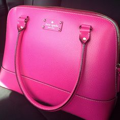Wholesale Price, 2015 Latest Kate Spade New York Cheap Sale For Womens Fashion Purse Style, KS Handbags Online From Here. Kate Spade Handbags, Kate Spade Purse, Handbags Online, Purses And Handbags, Fashion Handbags, Fashion Bags, Womens Fashion, Kate Spade Outlet, News Fashion