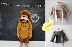 5 not-to-miss shops specializing in handmade children clothes - Serve Me Sprinkles