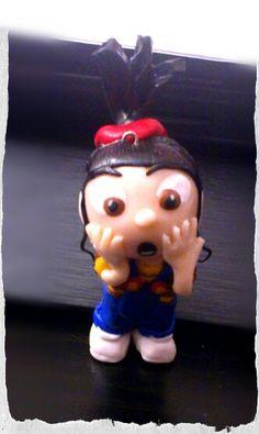 Gru, Mi villano favorito!! de arcilla polimérica, hecho a mano