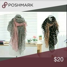 Long candy color shawl/scarf ✔New, high quality ✅Never been worn or opened ✔16cm X 60cm ✅Paris yarn ✔Same/next day shipping Accessories Scarves & Wraps
