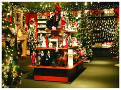 OPEN ALL YEAR! National Christmas Center & Museum, 3427 Lincoln Highway, Paradise, PA. A  great family attraction.