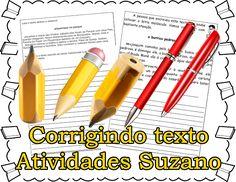 Repassando: Corrigindo texto - Atividades Adriana