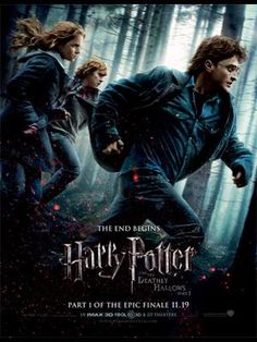 Harry Potter Deathly Hallows: This one was perhaps my favorite book, and of course that truth carries over to the film. The dark cinematography was what probably defined it as my favorite film.