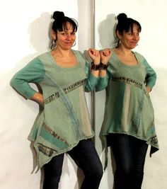 Reserved for Bonnie Coulombe pastel crazy patchwork by jamfashion, $85.00