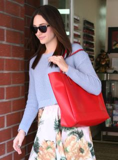 The Many Bags of Emmy Rossum-17
