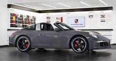 La Porsche 911 Targa a 50 ans !