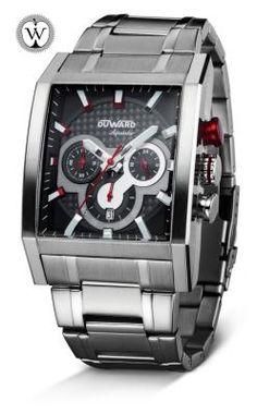 4c7e2991ad9b Reloj Duward Aquastar Montecarlo cronógrafo de caballero