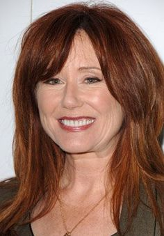 Mary McDonnell from Battlestar Galactica, Independence Day, and Dances With Wolves, among others. Love her!!