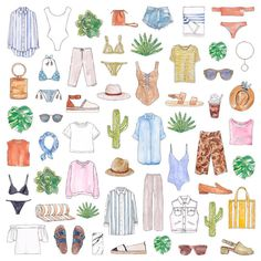 Good objects - This print is available in tote bags! send a DM to @pixapp to get it! (30% off NOW ! ) #worldwideshipping #goodobjects #watercolor #illustration