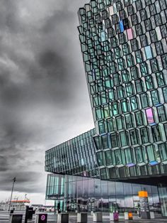 Harpa + Top Attractions in Reykjavik Iceland