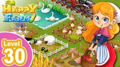 HAPPY FARM - Level 30 iPad / iPhone / Android - SUBSCRIBE