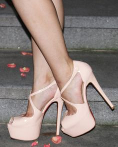 The most fashionable beige color high heels you can buy in our online boutique.