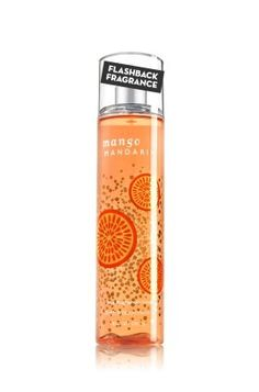 Introducing Bath  Body Works Fine Fragrance Mist Mango Mandarin. Get Your Ladies Products Here and follow us for more updates!