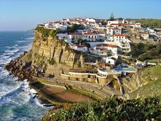 Azenhas do Mar in Sintra.  People say Portugal is a breathtaking country… | 34 Reasons To Never Visit Portugal
