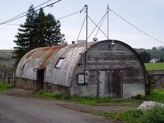 quonset hut home in alaska quonset. Black Bedroom Furniture Sets. Home Design Ideas
