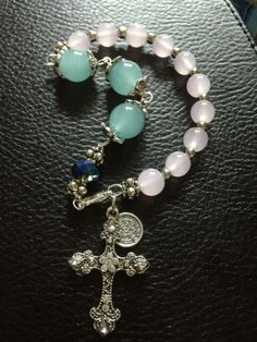 Craft Me Not: Handmade Rosary Bracelet