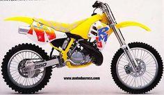 1991- Suzuki RM250