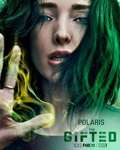 Four The Gifted character posters have arrived online teasing the mutants that appear in the series having previously debuted in the pages of Marvel comics. Marvel Dc, Marvel Comics, Wanda Marvel, Marvel Heroes, Movies And Series, Tv Series To Watch, Men Tv, X Men, Stan Lee