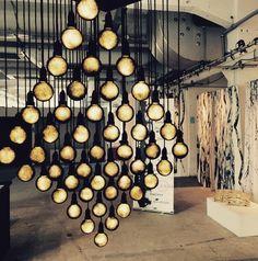 livingetcuk : Muscar Fluffy Lights   #salonedemobile #zonatortona