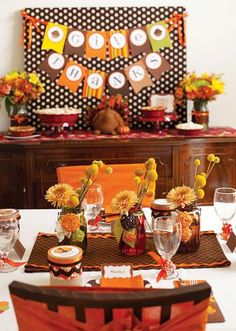 Festive Kid Thanksgiving Crafts // Hostess with the Mostess®