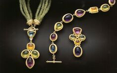 Enjoyed meeting the accomplished Valerie Naifeh in Tucson at the AGTA Gemfair and love her Emotions Collection.