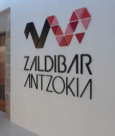 Zaldibar Antzokia, creación de marca