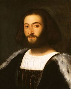 Portrait of a Man - Titian