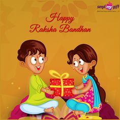 "Among all the existing ceremonies ""#Rakshabandhan"" is one of the most loving ritual celebrated by a #brother and a #sister. This #festival is to bring them more close where they both realize the #Love and #Affection for each other. Let's Celebrate this #Rakshabandhan by gifting the Sisters something worthwhile from #Sendmygift.  Rakhi Raksha Bandhan Sister Sister and Brother relationship is best relationship in the world. Love India Sendmygift"