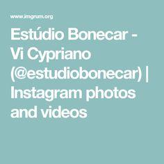 Estúdio Bonecar - Vi Cypriano (@estudiobonecar) | Instagram photos and videos