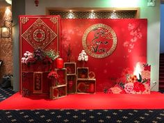 15 New Ideas Wedding Backdrop Chinese New Years 15 New Ideas Wedding Backdrop Chinese New Years. Chinese Wedding Decor, Oriental Wedding, Chinese New Year Decorations, Chinese New Year Crafts, Chinese New Year 2020, New Years Decorations, Chinese Party, Asian Party, Chinese Theme