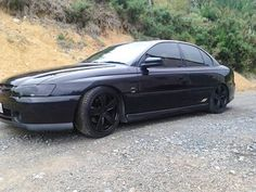 Holden commodore vy ss 2004