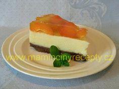Krupicový dort – Maminčiny recepty Cheesecake, Cheesecakes, Cheesecake Pie