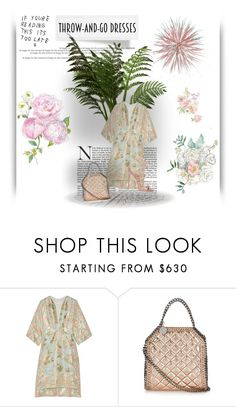 """""""Easy Peasy"""" by zoe-keredy ❤ liked on Polyvore featuring Tory Burch, STELLA McCARTNEY and Dsquared2"""