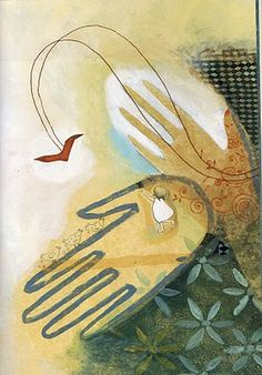 Pinzellades al món Inspiration Art, Art Design, Illustrations, Collage, Abstract, Artist, Painting, Image, Imagination