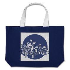 Sacola no layout52 bolsas para compras .......... #zazzle #gatalua #praia #sol #verao #summer