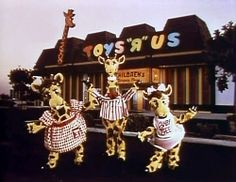 Vintage Toys R Us circa 1986
