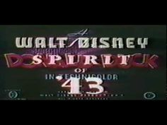 banned donald duck cartoon-the spirit of 43 (WWII)