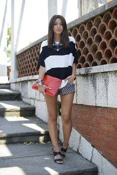 Lovely Pepa chic summer outfit