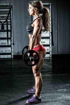 How to build muscle women.