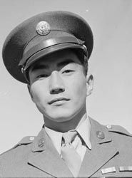 Soldiers from Manzanar served with great distinction in the 442nd Regimental Combat Team.  Ansel adams