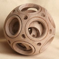 STEFANG'S CHINESE BALL QUEST #4: Making a Wooden Ball - part 1 - by stefang @ LumberJocks.com ~ woodworking community