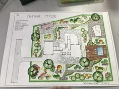 Landscape Architecture Model Materials unlike Landscape Gardening Bristol Architecture Drawing Sketchbooks, Landscape Architecture Drawing, Architecture Concept Drawings, Landscape Design Plans, Garden Design Plans, Architecture Plan, Site Plan Design, Architecture Presentation Board, Planer