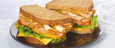 A touch of honey mustard and fresh, crisp vegetables champion our EverRoast®Chicken for a delightfully refreshing sandwich.