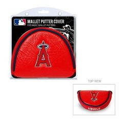 Team Golf Los Angeles Angels Mallet Putter Cover - Golf Equipment, Collegiate Golf Products at Academy Sports