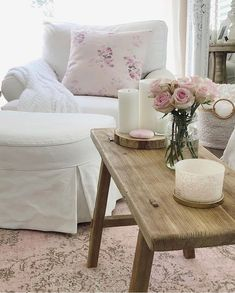 Shop our back-in-stock Pink Dancing Dahlia Velvet Pillow by Rachel Ashwell. snap by @bloomingwhite #pink #velvetpillow #floralpillow #shabbychic Shabby Chic Throw Pillows, Floral Pillows, Decorative Pillows, Shabby Chic Interiors, Shabby Chic Decor, Shabby Cottage, Cottage Homes, Velvet Pillows, Interior Design