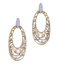 Bergio Safari Collection BPF70 #diamonds #gold #style #fashion #girlsbestfriend #jewelry #love #art #design